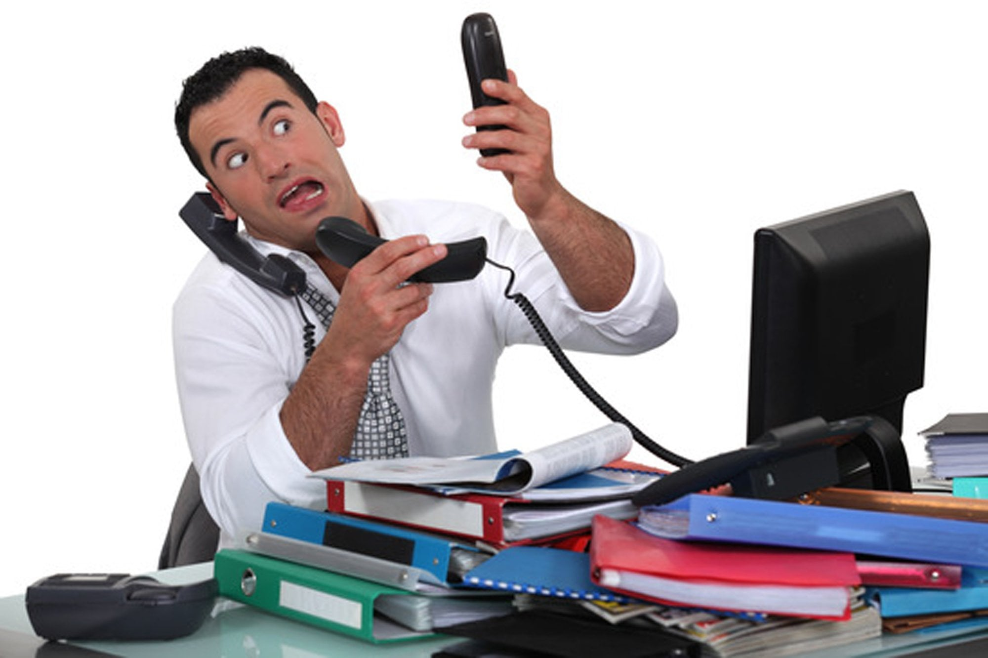 Handling business phone calls the right way | The James